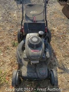 Craftsman Walk Behind Gas Lawn Mower