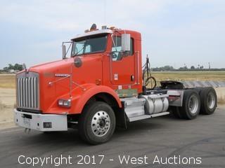 2008 Kenworth T800 Big Rig