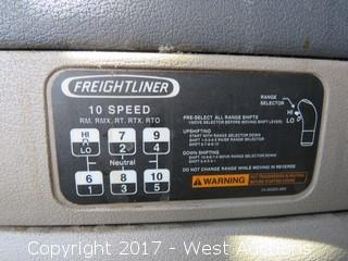 2008 Freightliner Cascadia Sleeper Cab Big Rig