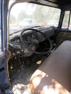 1969 International Dump Bed Truck (not running)