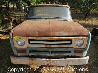 1969 International Harvester 1500 1 1/4 Ton Truck