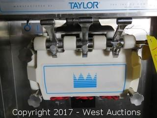 Taylor 791-27 Soft Serve Frozen Yogurt Machine