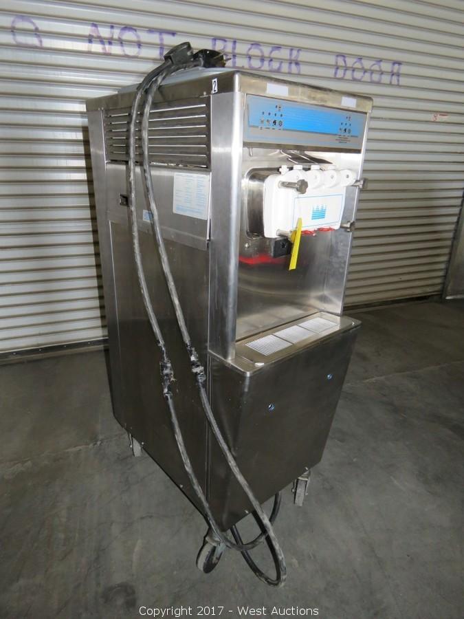 Court Ordered Auction of Taylor Soft Serve Frozen Yogurt Machines