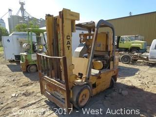 Caterpillar Forklift (For Parts)