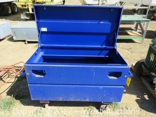 Daws Job Box on Casters