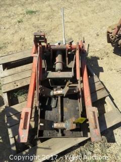 Heavy Equipment Hydraulic Transmission Jack