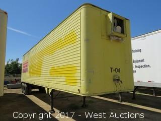 Insulated Refrigerated Van (No Refrigeration)