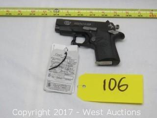 Colt's Manufacturing Mustang Pocketlite Pistol