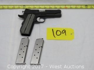 CZ V-Bob Pistol