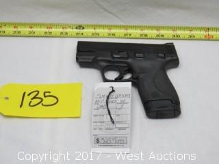 Smith & Wesson M&P Shield 40SW Pistol