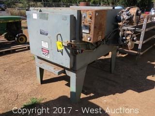 Peterson Machine Engine Rebuild Clean Oven