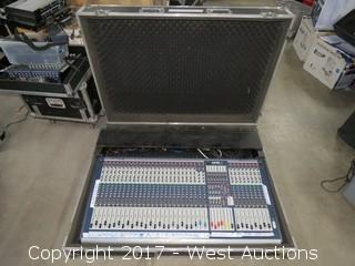 Soundcraft GB4 Mixing Console with Portable Road Case