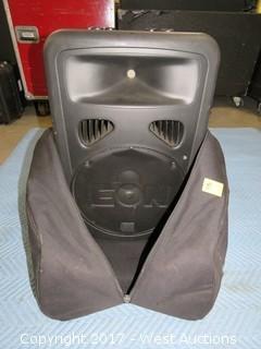 JBL Eon15 G2 Speaker with Travel Case