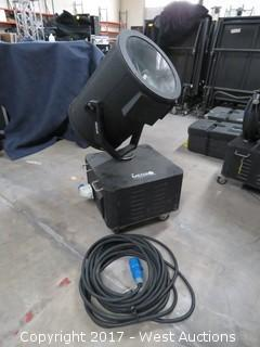 MegaLite YX-315 Architectural Lighting Series Spotlight with Power Cord
