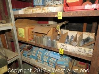 Bulk Lot: Shelf of (5) Boxes of Various Anchors