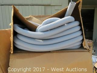 (19) Boxes of  CVLD Helix PVC Flexible Hose