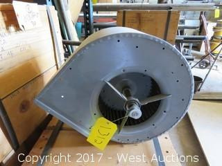 (1) Blower Assembly