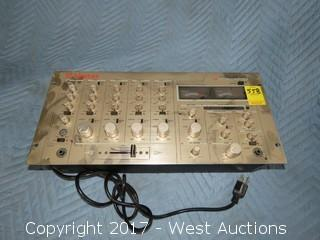 Vestax PMC-46 MKII Mixing Controller