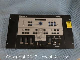 Numark AVM01 Audio/Video Mixer