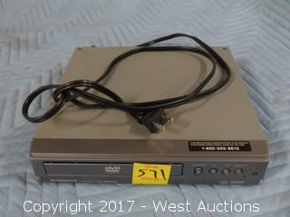 Magnavox MWD200F DVD/CD Player