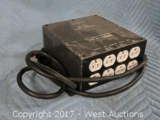 NSI ND 5000 Programmable Dimmer Pack