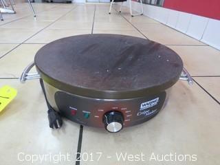 Waring WSC160 Commercial Crepe Maker