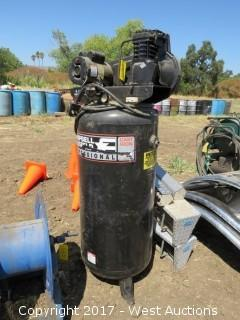 Campbell Hausfeld 6HP 60 Gallon Air Compressor