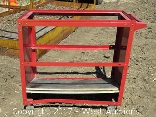 Alltrade 3'x1 1/2' Portable Cart
