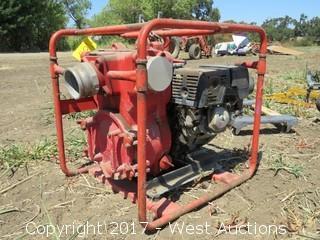 Multiquip QP-4TH 11 HP Pump