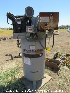 Ingersoll-Rand T30 5HP Electric Air Compressor
