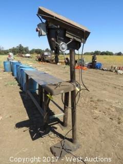 Craftsman 150 Drill Press (No Motor)