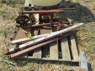 Assorted New Holland and Baler Parts
