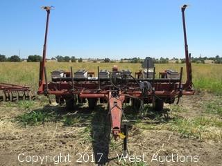 "White-New Pin Hitch 6100 6 Row 30"" Planter"