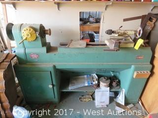 (1) Powermatic Model 90 Wood Lathe