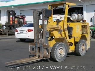 Waldon Articulating 4X4 Field Forklift