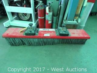 ValuSweep 48 Forklift Sweeper by SweepEz