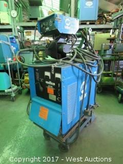 Miller CP-200 Welding Power Source and MillerMatic S-52E Wire Feed