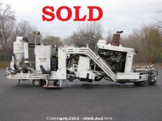 Target 3800 High Production Highway Grinder