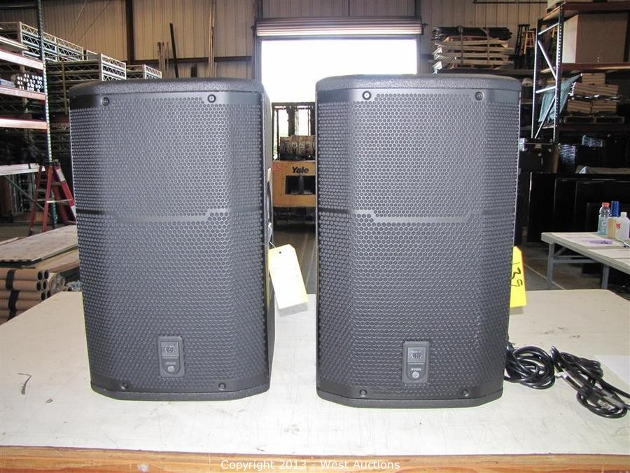 Audio Visual Lighting Road Cases and Event Production Equipment & West Auctions - Auction: Audio Visual Lighting Road Cases and ...
