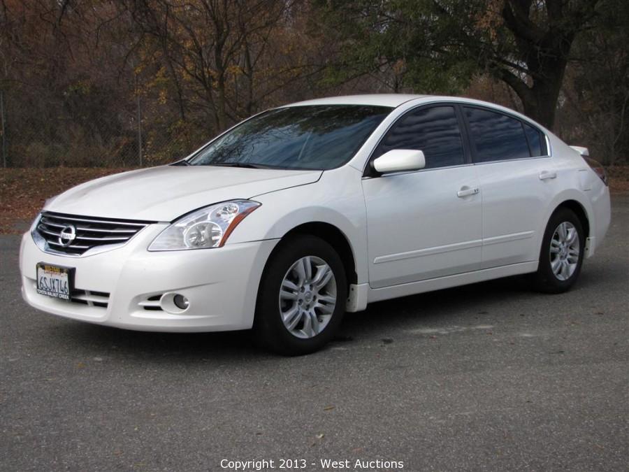Nissan Altima 2.5s >> West Auctions - Auction: 2011 Nissan Altima 2.5S Special Edition Sedan ITEM: 2011 Nissan Altima ...
