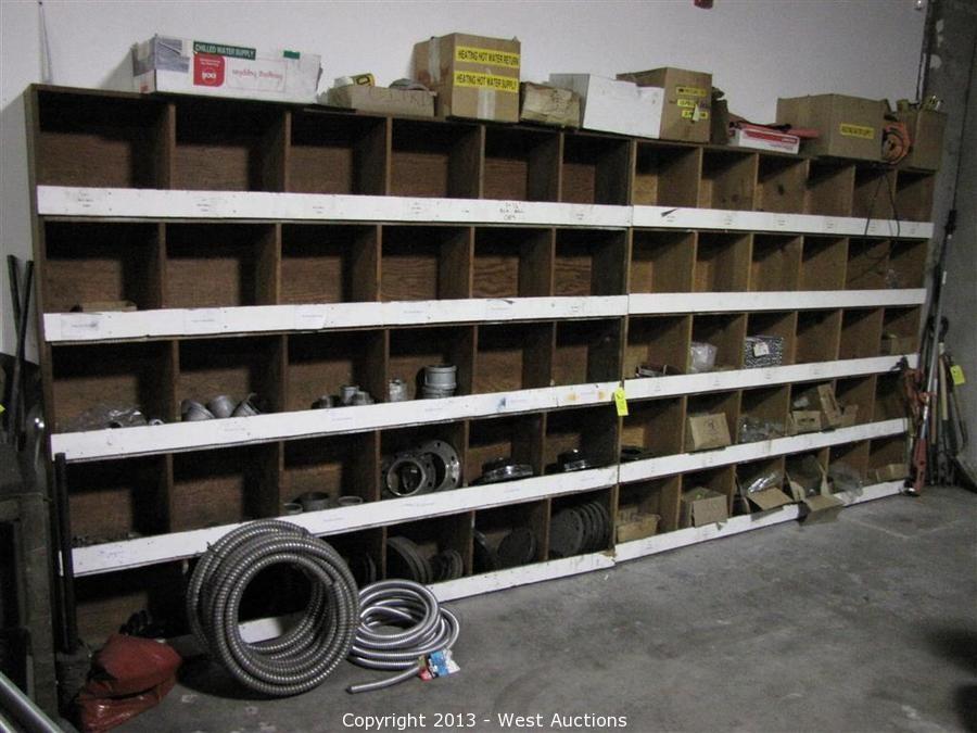 West Auctions Auction Surplus Liquidation Of Plumbing Warehouse