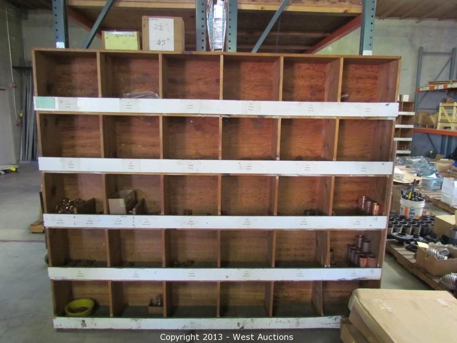 Auction: Surplus Liquidation Of Plumbing