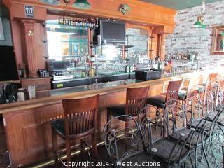 Bulk Lot: Contents of Gallagher's Irish Pub