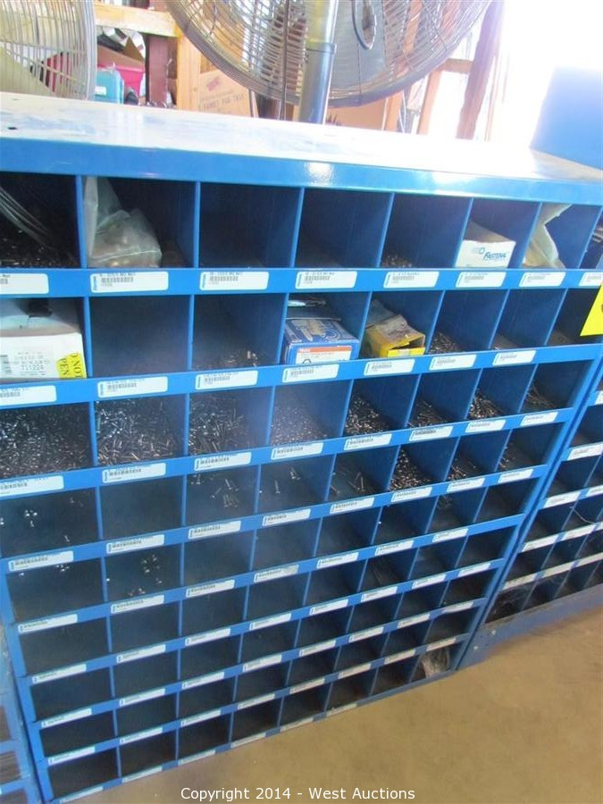 Nissan Forklift, Equipment And Tools From Storage Warehouse