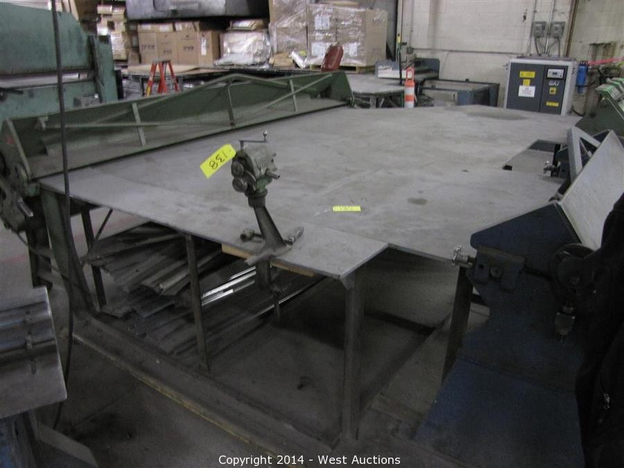 Heavy Equipment And Machinery From San Francisco Sheet Metal Shop