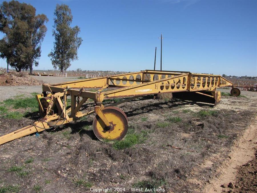 West Auctions - Auction: Tractors, Farm Equipment and