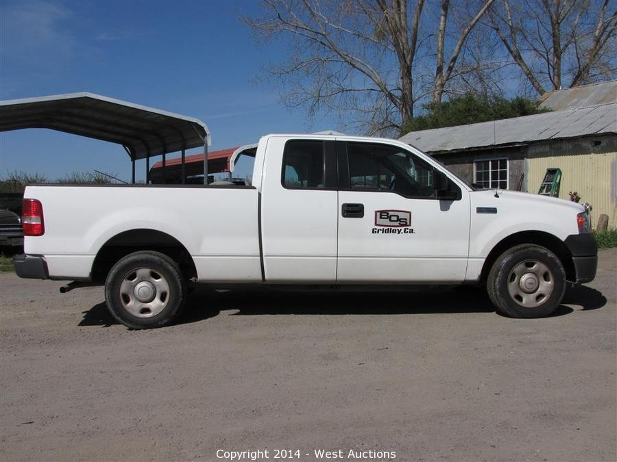 2005 ford f150 fx4 extended cab