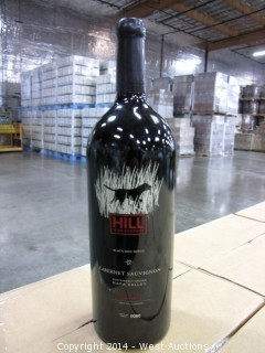 (6) Cases of 1.5L Bottles of 2010 Hill Wine Company Black Dog Cabernet Sauvignon (SKU: 855147003027)
