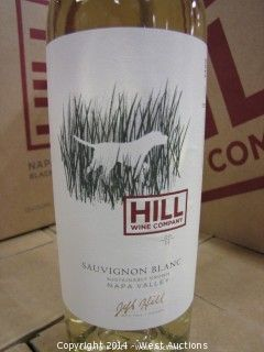(53) Cases of 2011 Hill Napa Valley Black Dog Sauvignon Blanc (SKU: 855147003441)