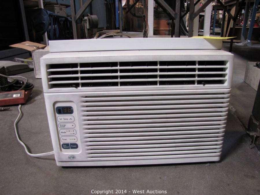 hampton bay window air conditioner liquidation of bay area electrical manufacturer west auctions auction